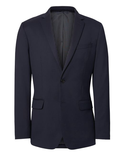 Banna Republic Slim Italian Wool Suit