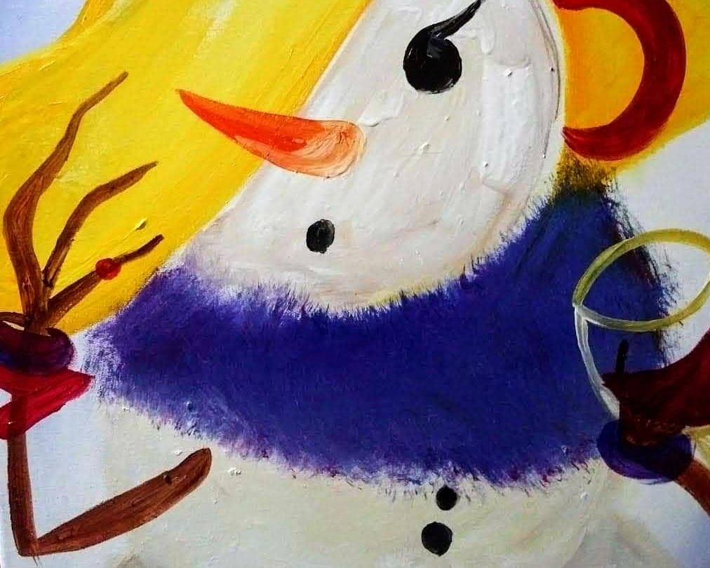 SnowWoman - Jackson