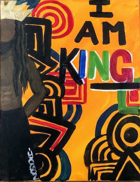 I Am King - Jackson