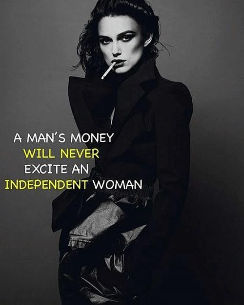 Get that cash money girls 💎 #cryptoforgirls #independentwoman #mindsetquotes