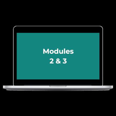 MMM Modules 2 & 3