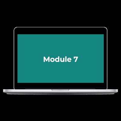 MMM Module 7