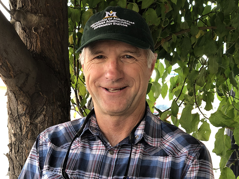 Bruce Maxwell - Co-Director of the Montana Institute on Ecosystems, Montana State University