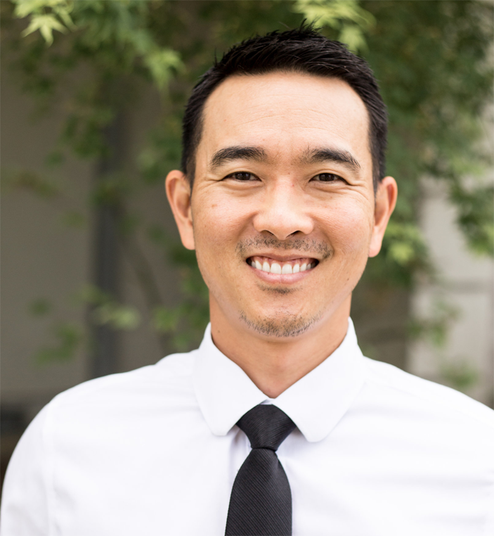 Kevin Shim, DDS - Dr. Shim grew up in Santa Rosa, California and has lived in the Portland area for over a decade. He received his Bachelor of Science degree in biochemistry from Pacific Union College and earned his Doctor of Dental Surgery degree from Loma Linda University.
