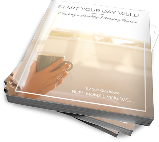 Get Your Guide! - Start your day well with this FREE 18-page guide - steal my 3-step routine to transform your mornings into a joyful experience again! You'll love the delicious recipes, helpful tips and encouragement.