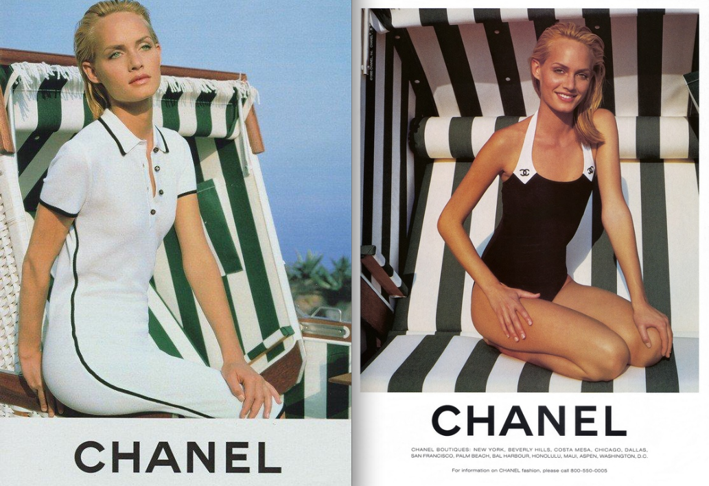 CHANEL - PHOTO: KARL LAGERFELD