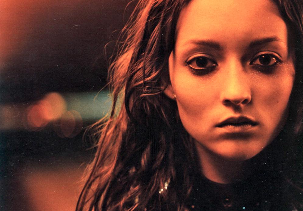 AUDREY MARNAY DETOUR MAGAZINE - PHOTO: THIERY LE GOUES 1999