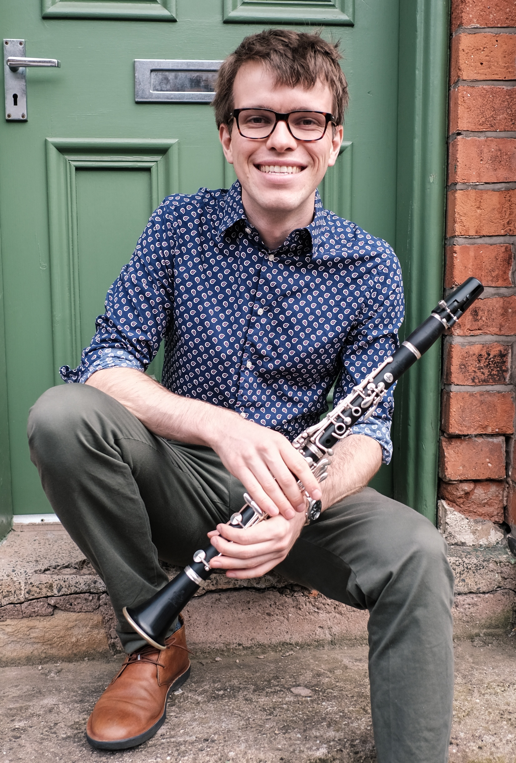 Luke Newby - After completing an undergraduate degree at the University of the Witwatersrand in 2012, Luke moved to the UK and completed an MMus (Performance and Pedagogy) and MMus (Performance) studying with Jo Patton and Mark O'Brien. In 2017 Luke was awarded the Town Hall Symphony Hall prize as a member of the Verbunkos Trio. As an advocate of new music Luke has given several premieres in the UK and South Africa. He has performed as a guest artist with the BCMG NEXT scheme and always strives to perform challenging and exciting repertoire.Luke is also a passionate educator and workshop leader. He was the 2018/2019 Trainee Music Leader with Wigmore Hall Learning and has also worked on community projects with the Philharmonia Orchestra, Opera North and BBC Proms.