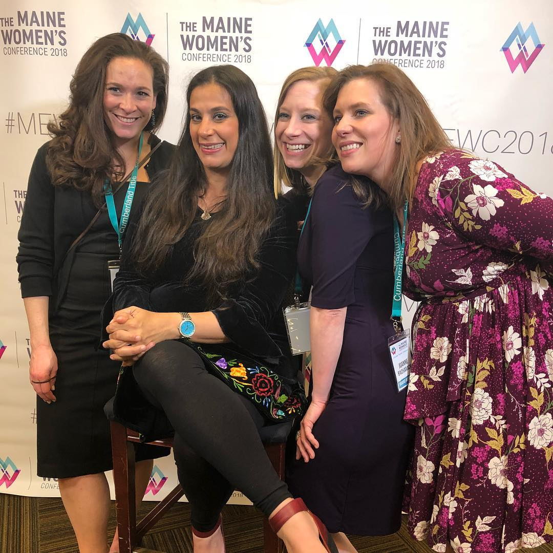 The Maine Women's Conference 2018