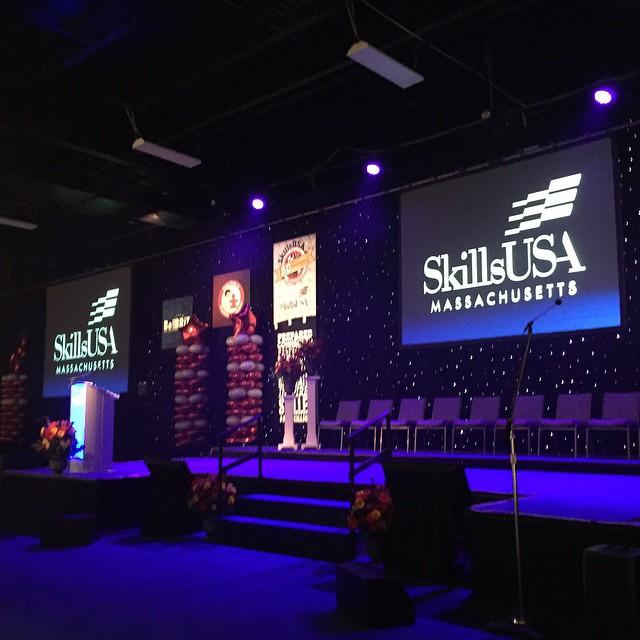 Massachusetts SkillsUSA State Leadership & Skills Conference