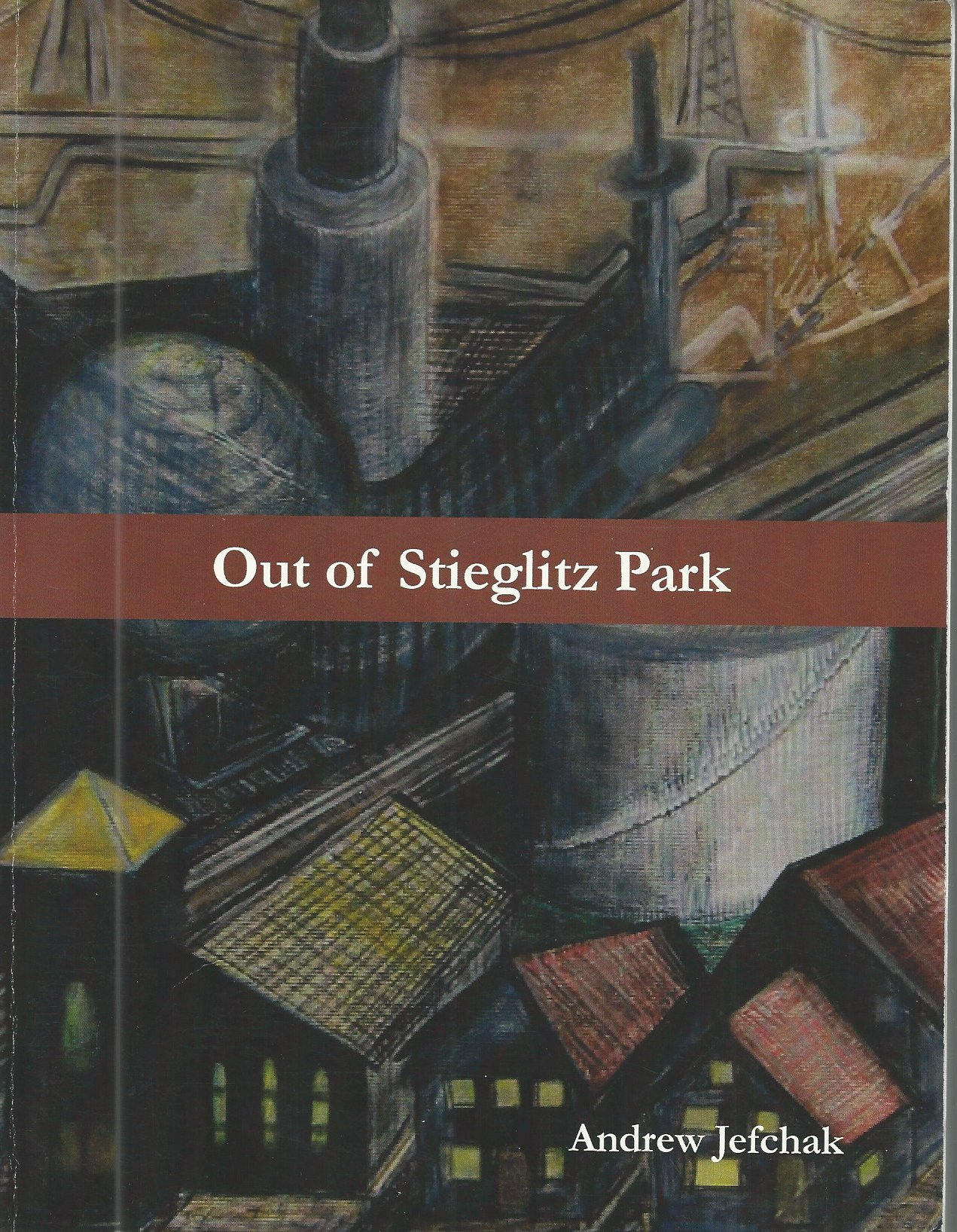 Out of Stieglitz Park by Andrew Jefchak,  2011