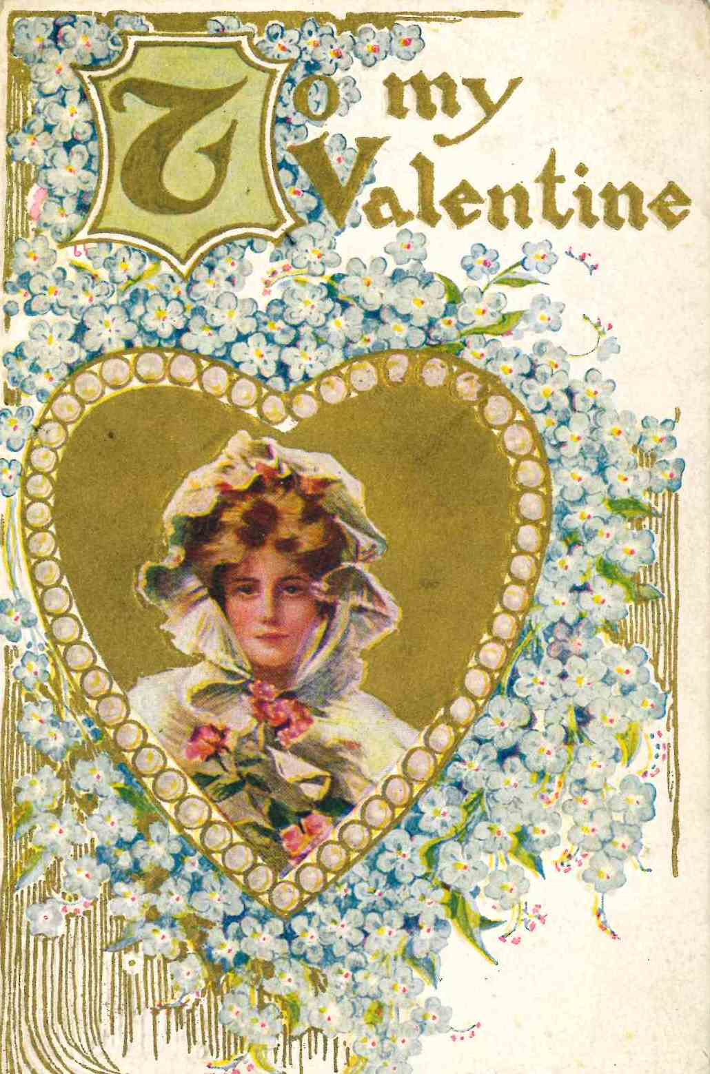 Valentine from the Turn of the Century