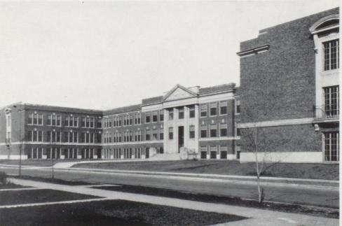 Clark High School - 1935