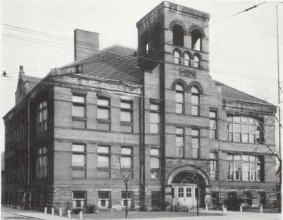 Franklin School -1935