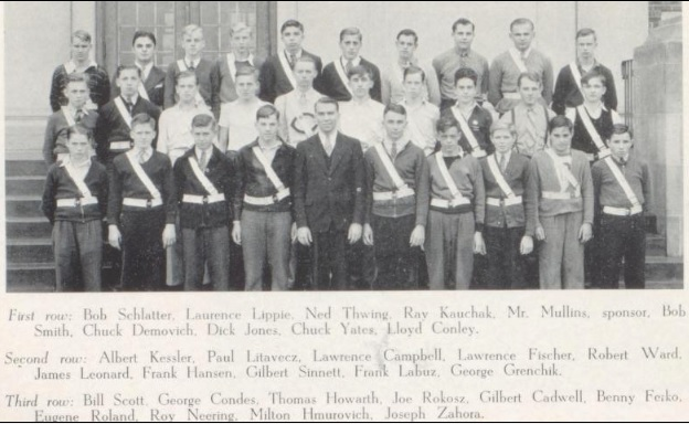 Safety Patrol - 1937
