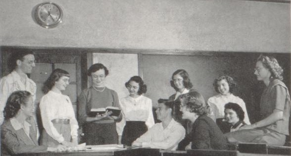 Future Teachers of America - 1949