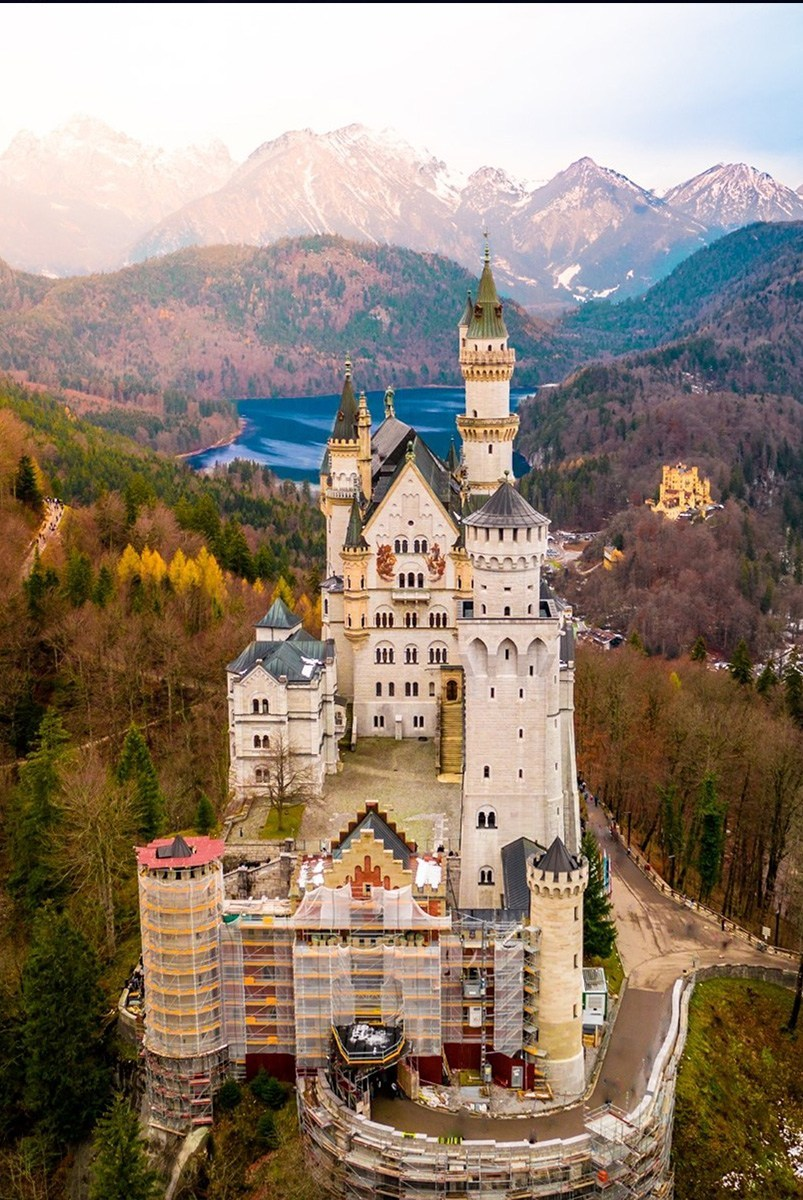 Germany's Neuschwanstein Castle