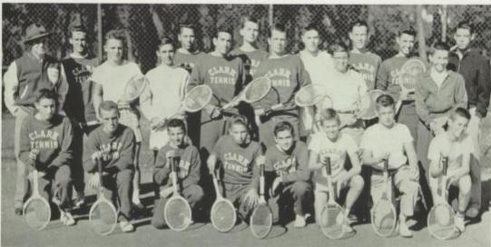 Tennis Team - 1958
