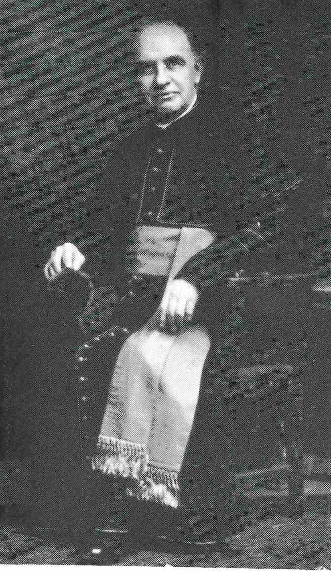 Monsignor H. F. Joseph Kroll