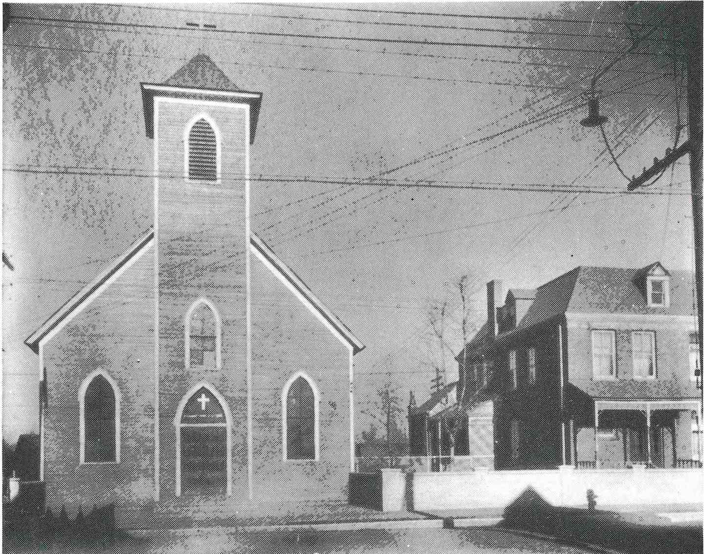 Sacred Heart Church and Rectory