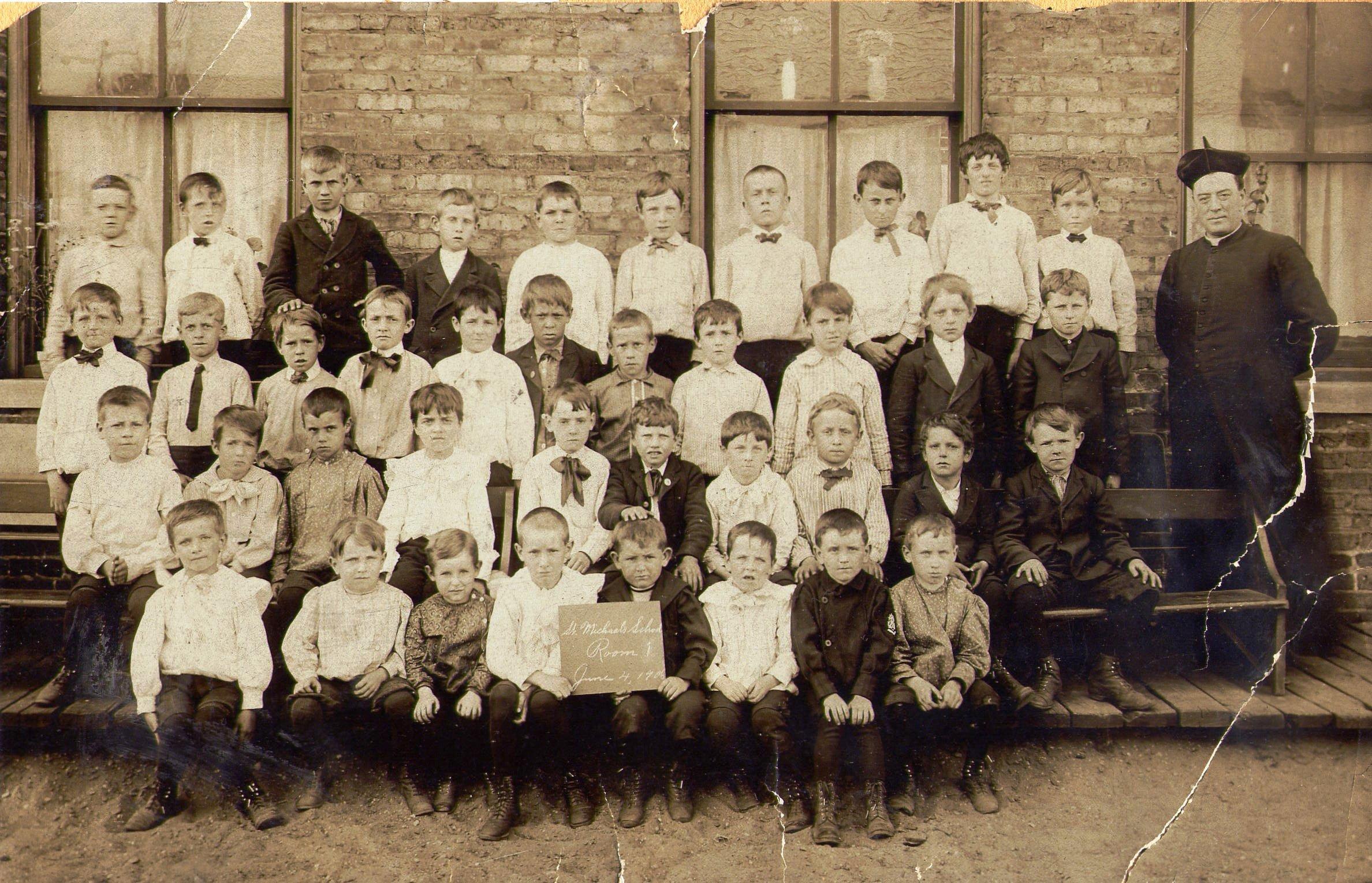St. Michael's Class of 1906