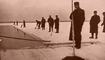 Wolf Lake Ice Company Men