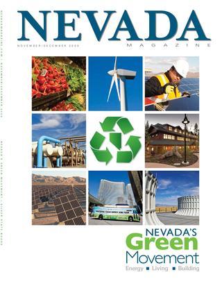 - Nevada Magazine (November/December 2009)