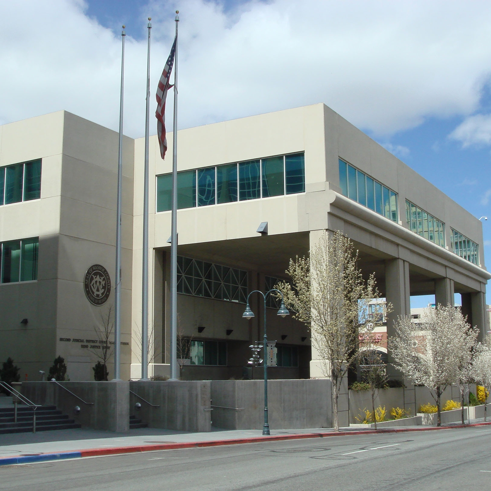 Washoe County District Court Family Court Remodel -