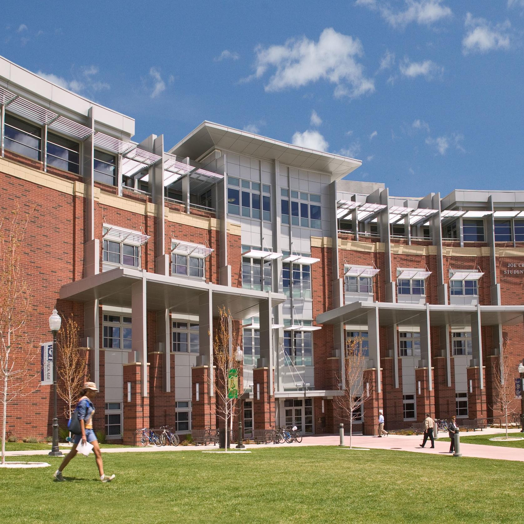 university nevada reno (uNR) joe crowley student union -