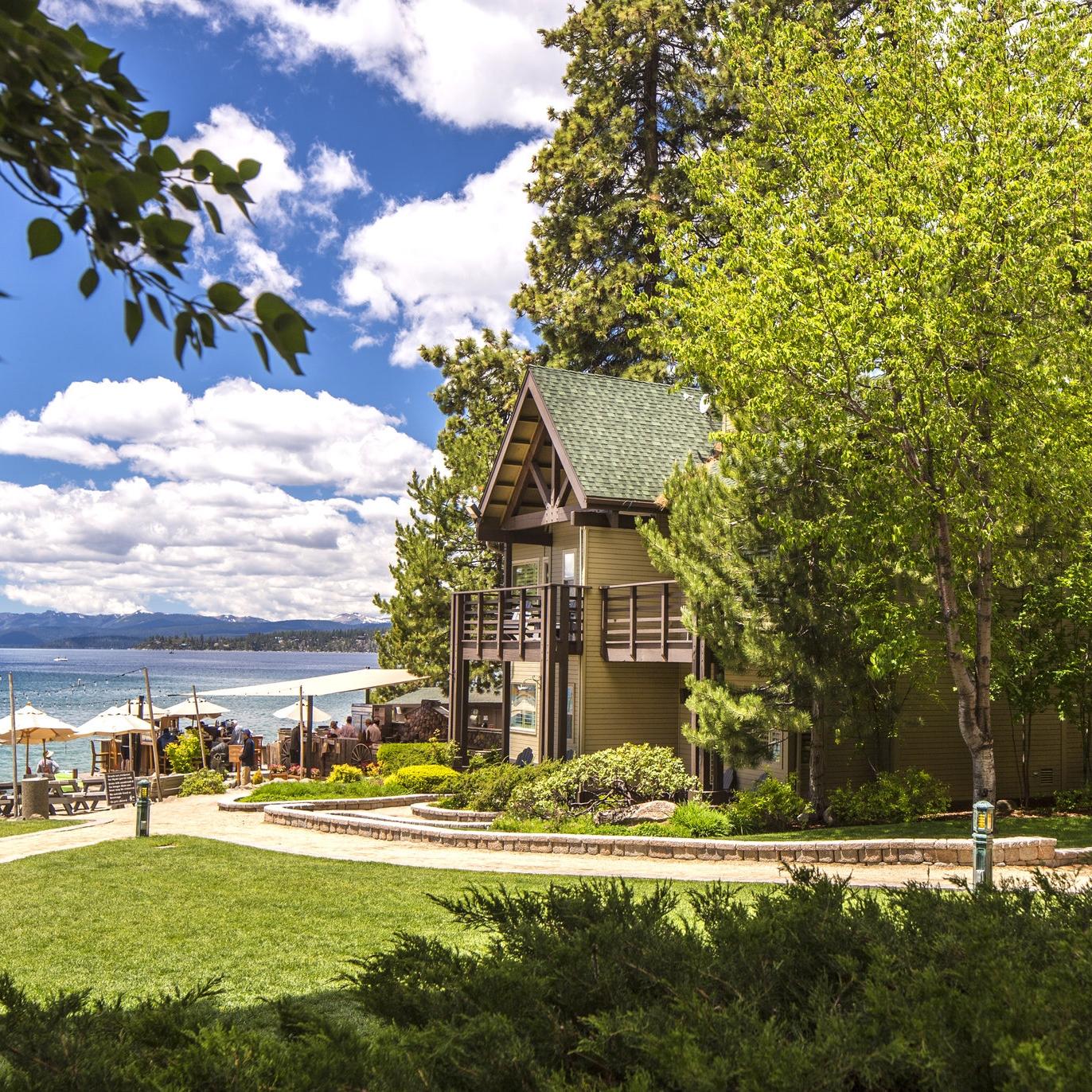 hyatt regency lakeside cottages -