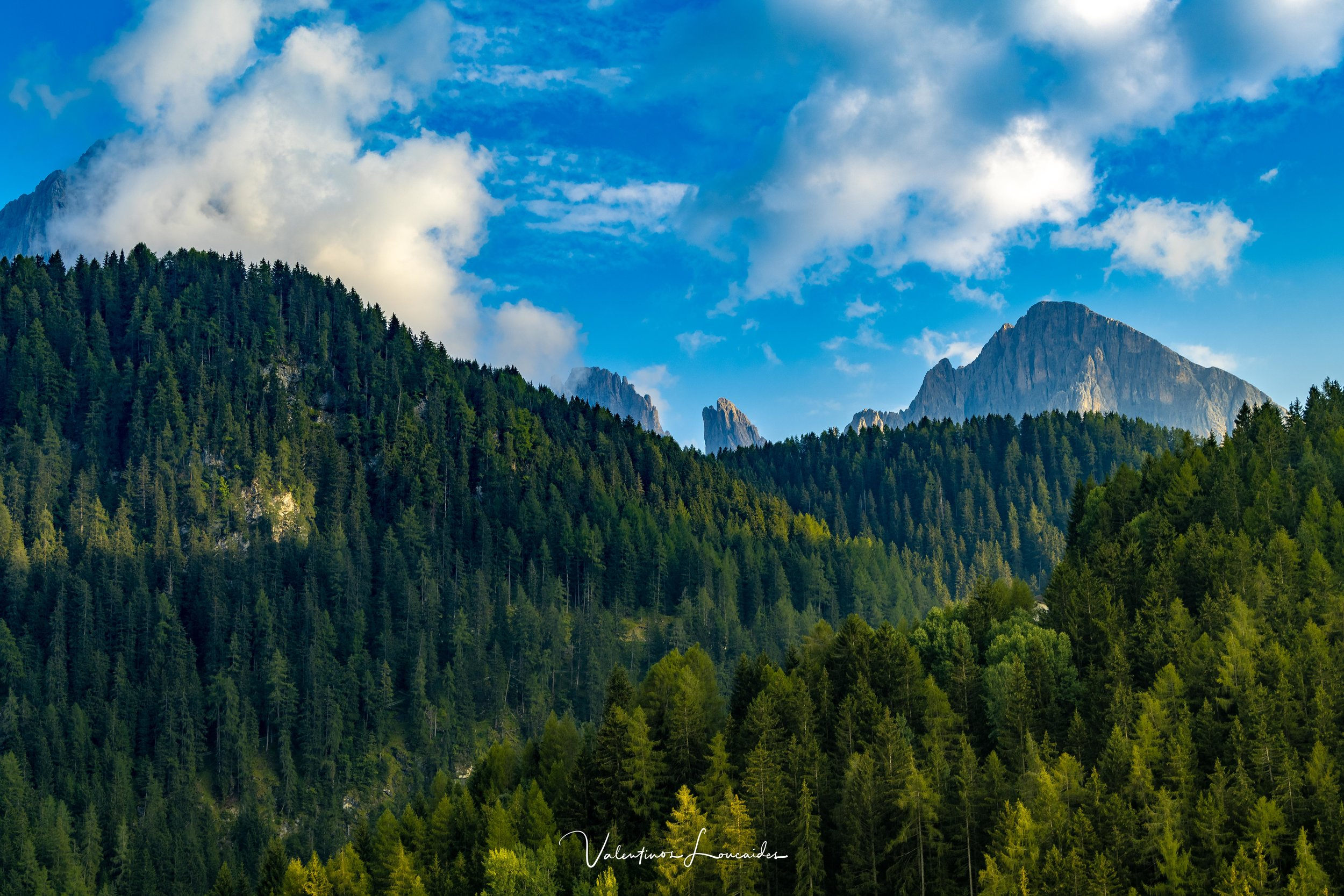 Dolomites photography road trip