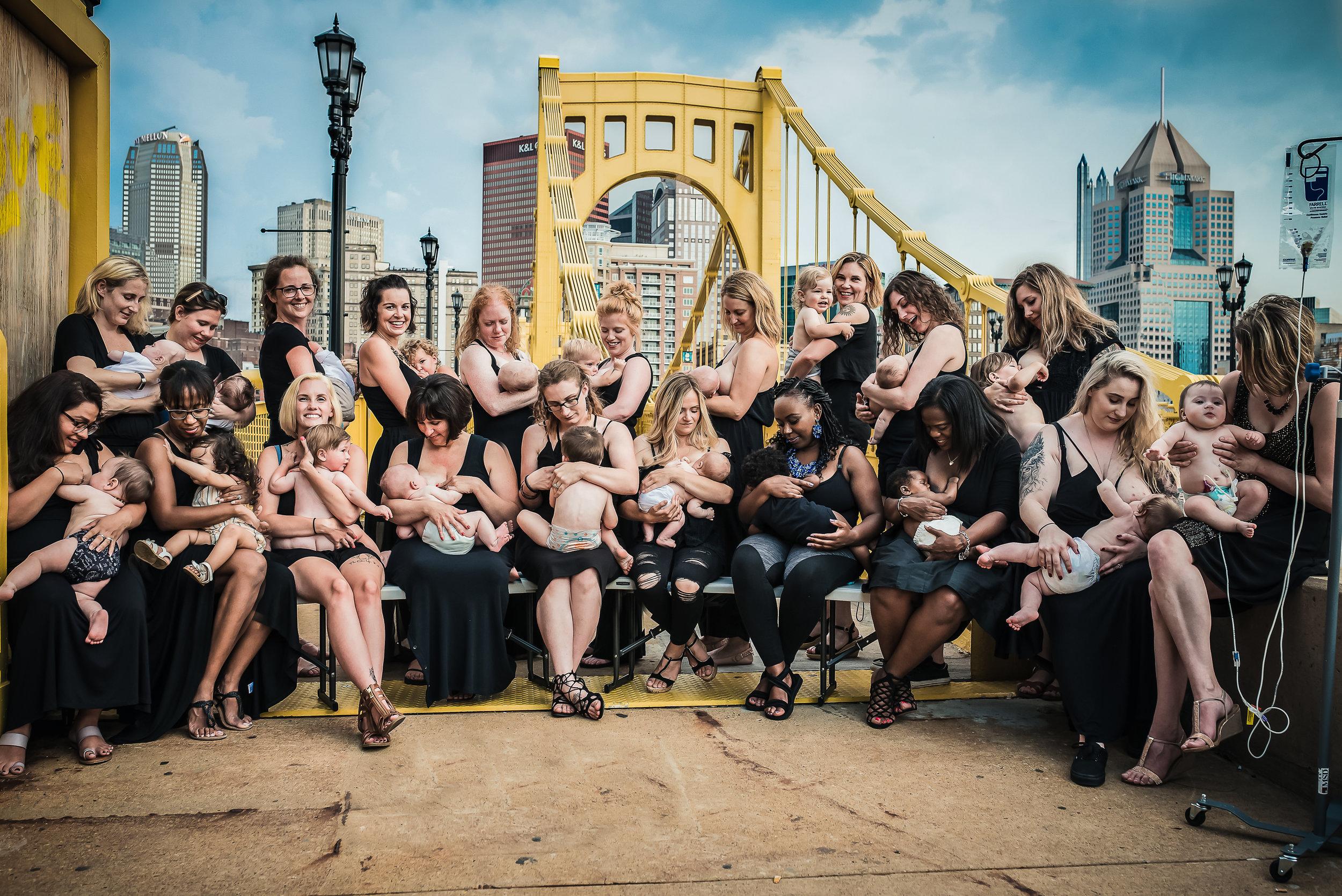national breastfeeding week 2018 pittsburgh