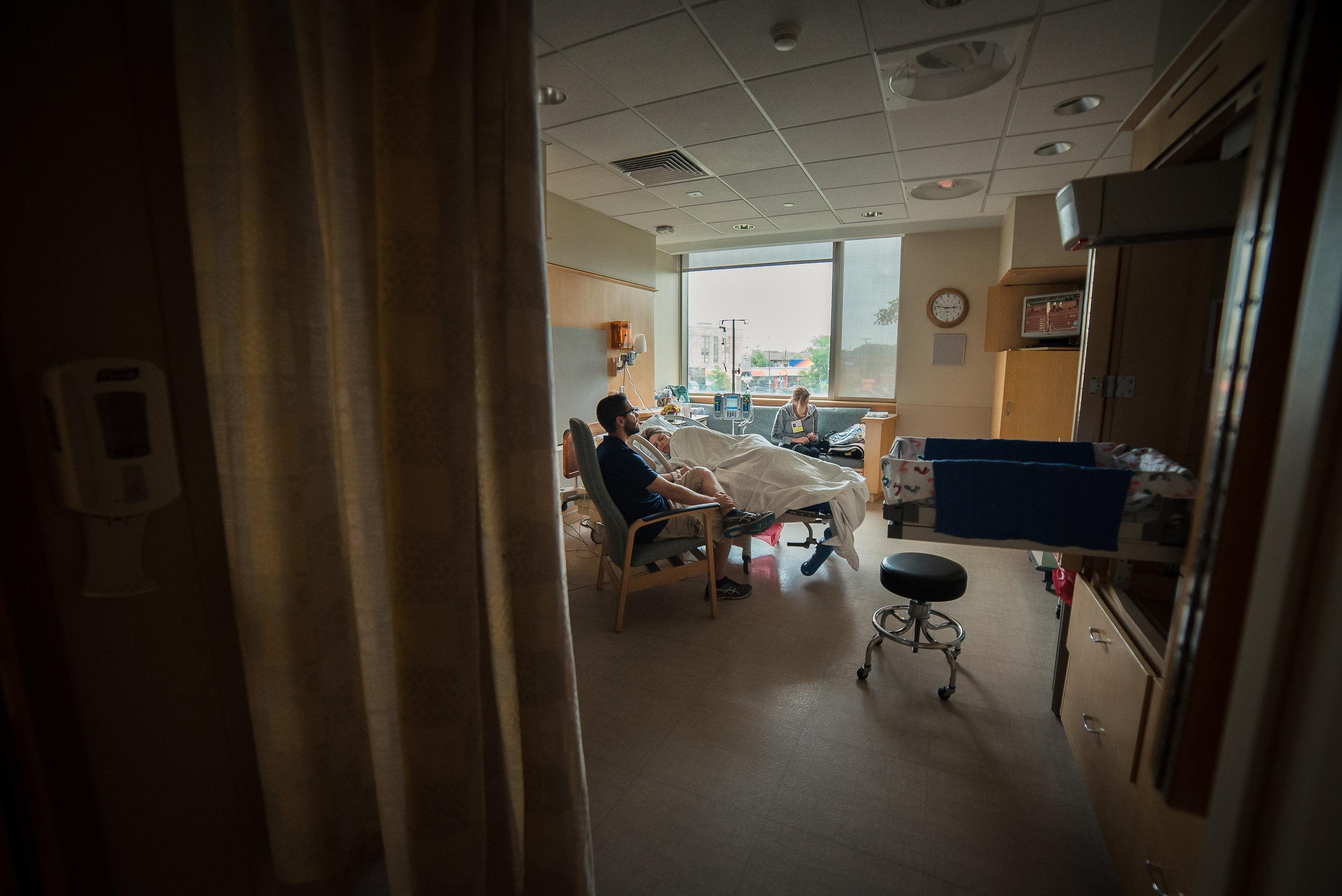 magee birth room