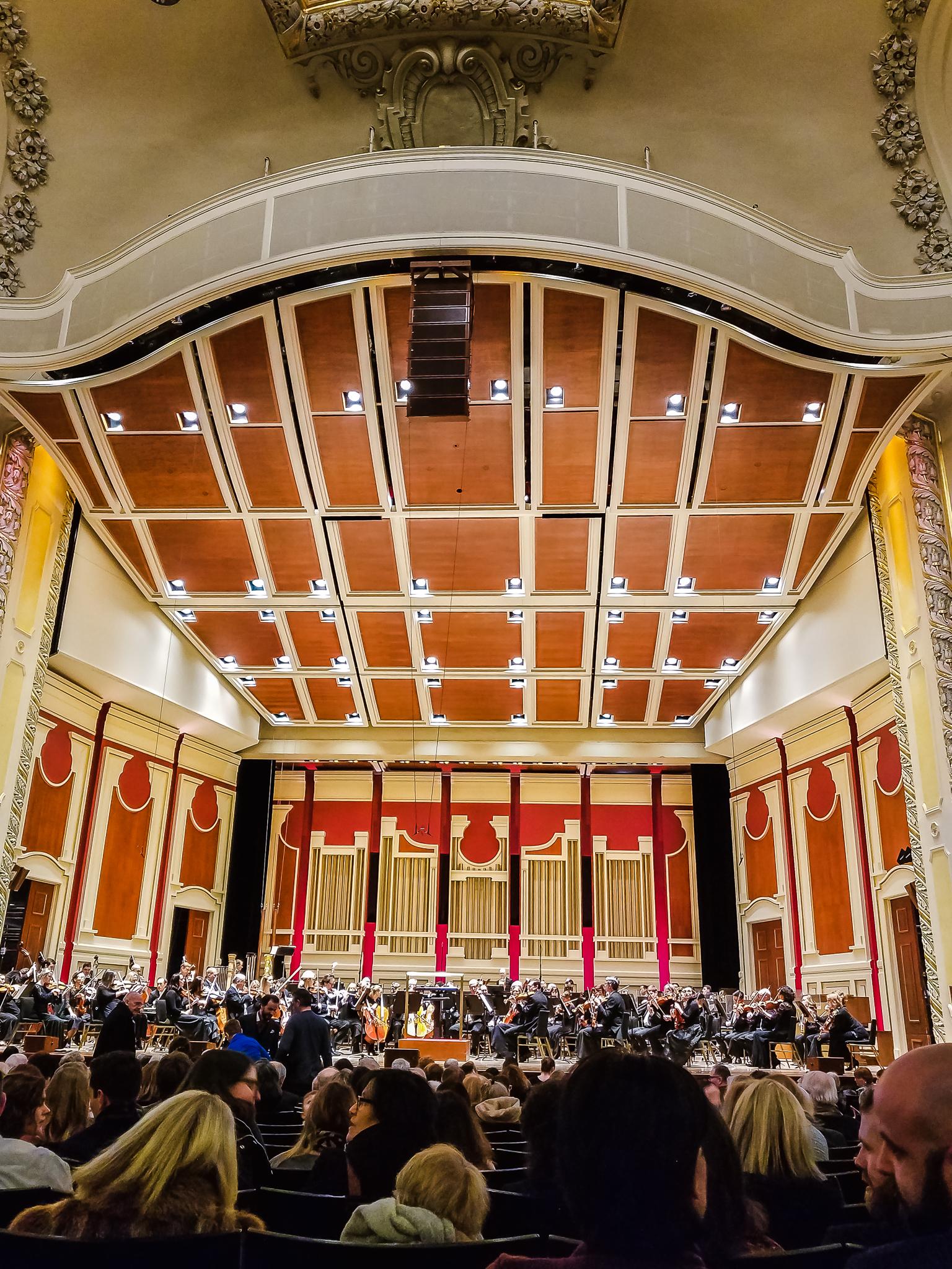 Hienz Hall Pittsburgh