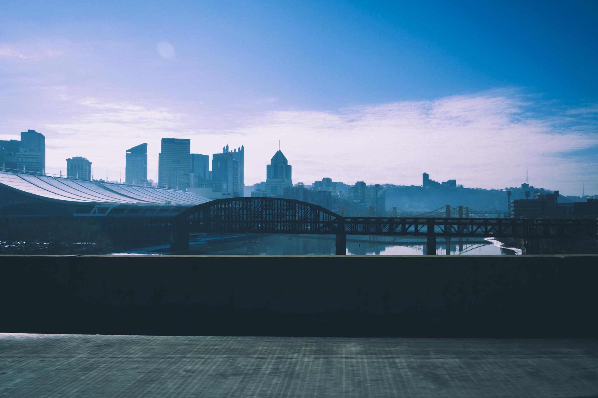 Pittsburgh blue fog