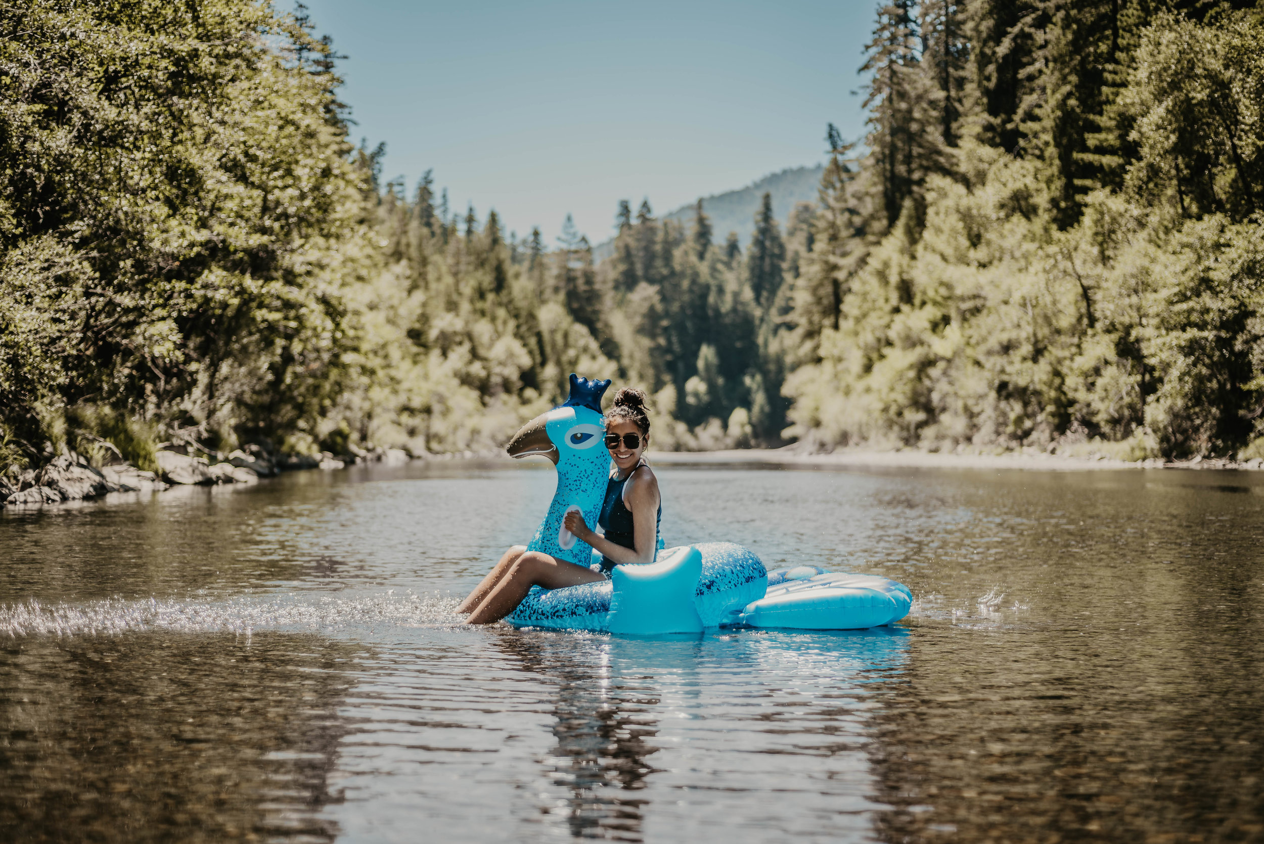 River/Floaty Session