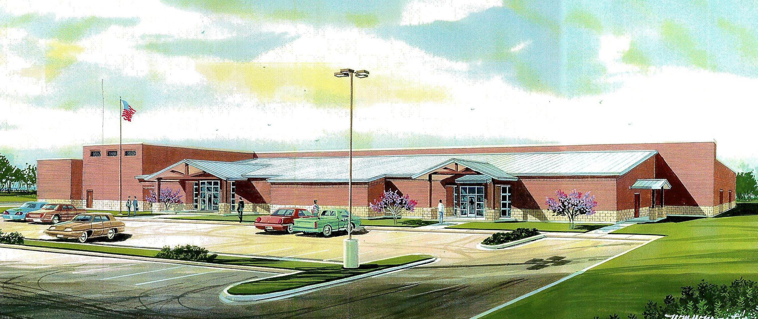 Wise County Jail Addn. Decatur, TX.JPG