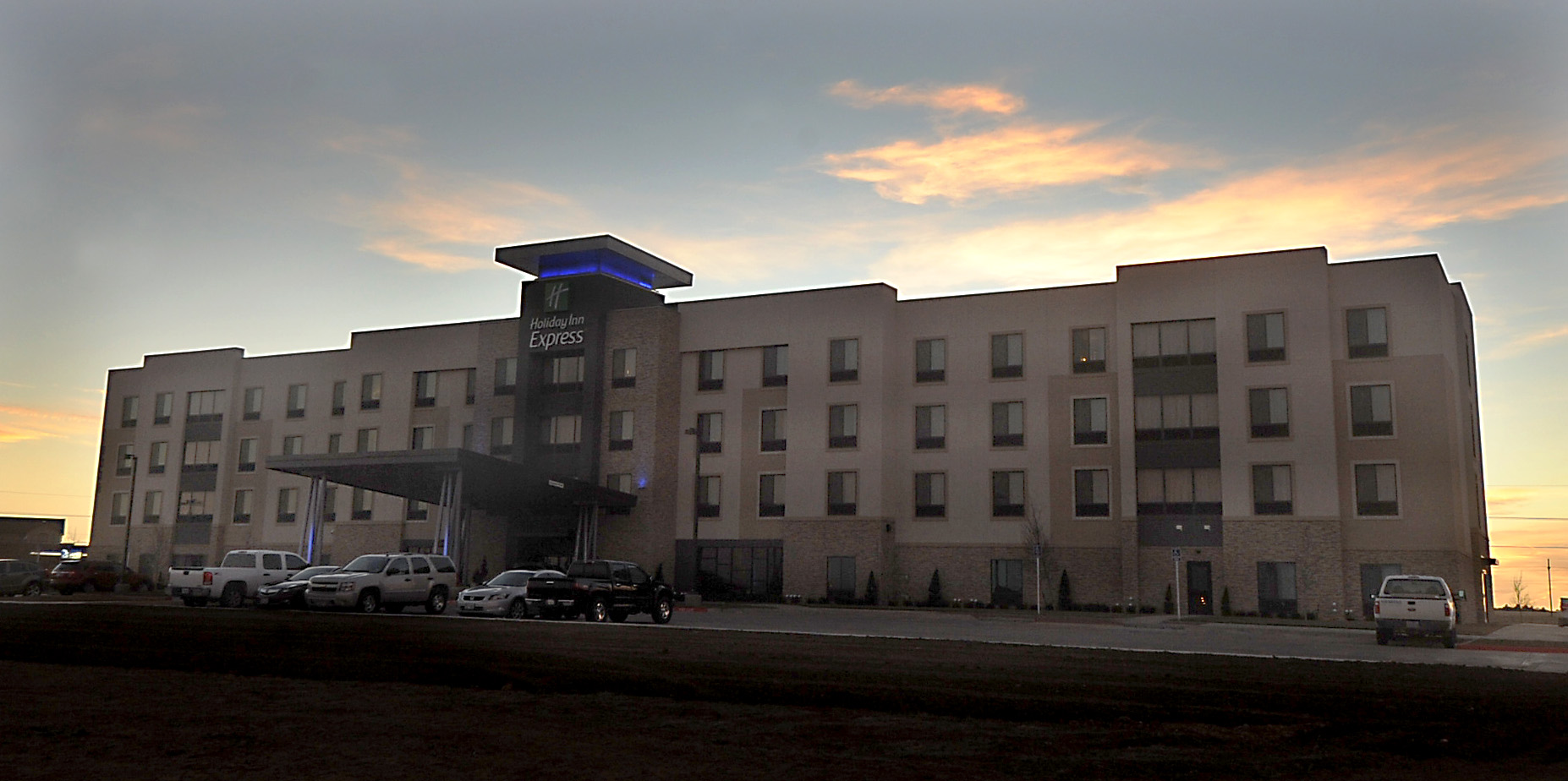 Holiday Inn Express Amarillo.jpg
