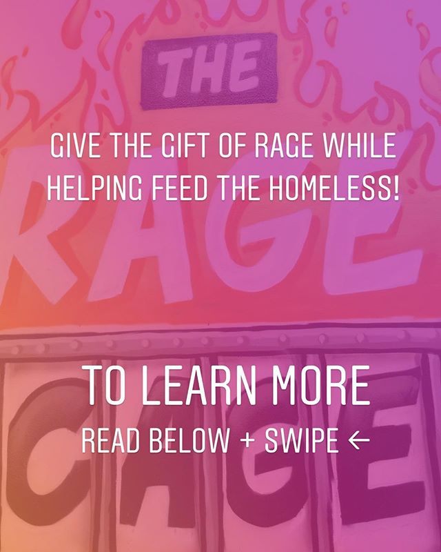 This season we are working with @victoriasecret325 to help feed the less fortunate in NYC! For every gift certificate purchased this week, we will donate a portion of the proceeds directly to her cause! If you want to donate directly you can go to www.gofundme.com/feeding-times-square or go to her page and click on the link there. If you are interested in volunteering please DM @victoriasecret325 Thanks everyone! . . . . . #nyc #newyorkcity #timessquare #timessquarenyc #midtown #nycnews #theragecage #ragecagenyc #queens #brooklyn #nycityworld #nycgo #nycdotgram #nycity #nycfun #thingstodonyc #nycthings #nycthingstodo #nycstreets #nylife #newyork #newyorkarea #nyccharity #feedingtimessquare #newyorker #newyorkers #ignyc #nyc_explorers #nyc_community