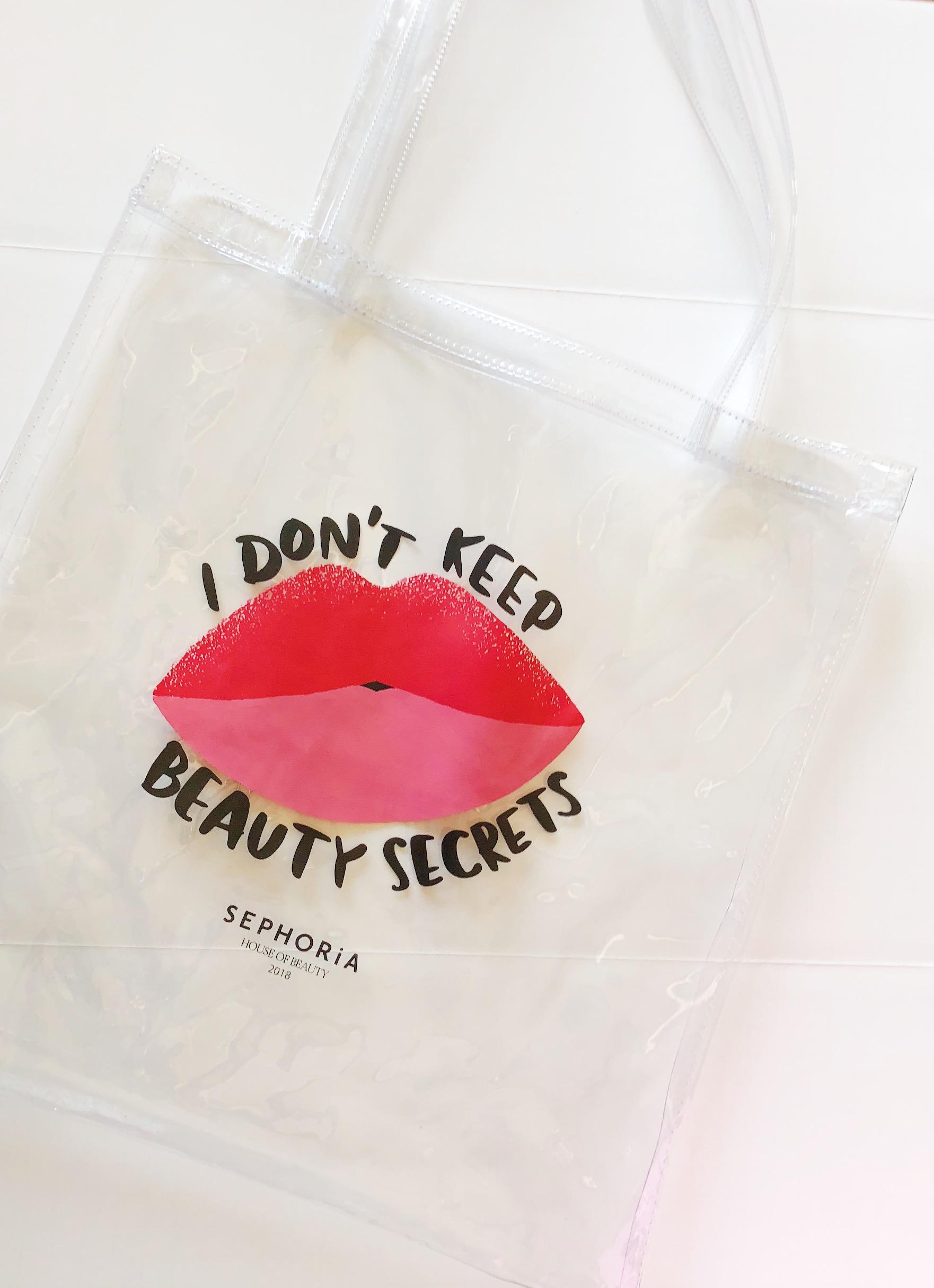 SEPHORiA bag