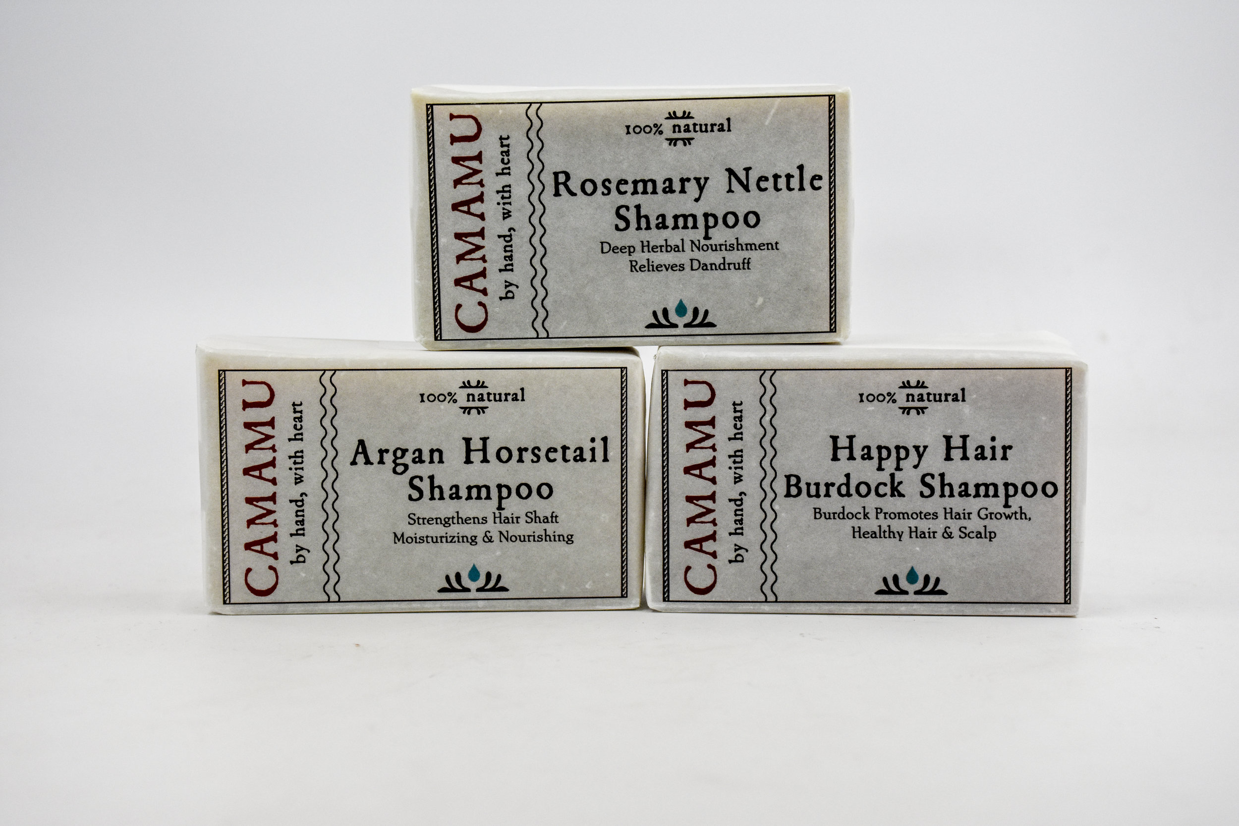 We have shampoo bars available at the Co-op!