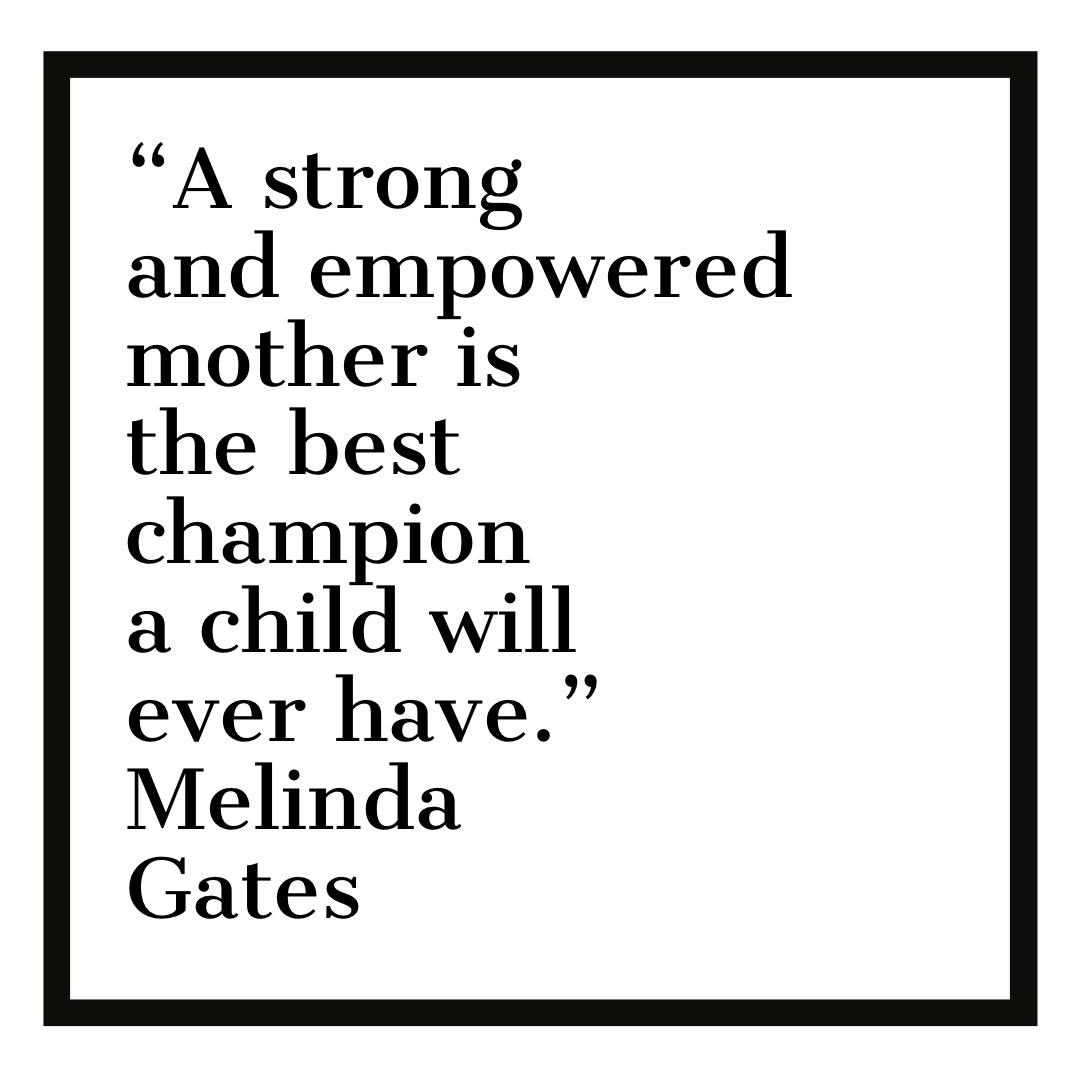 melinda gates classic quote