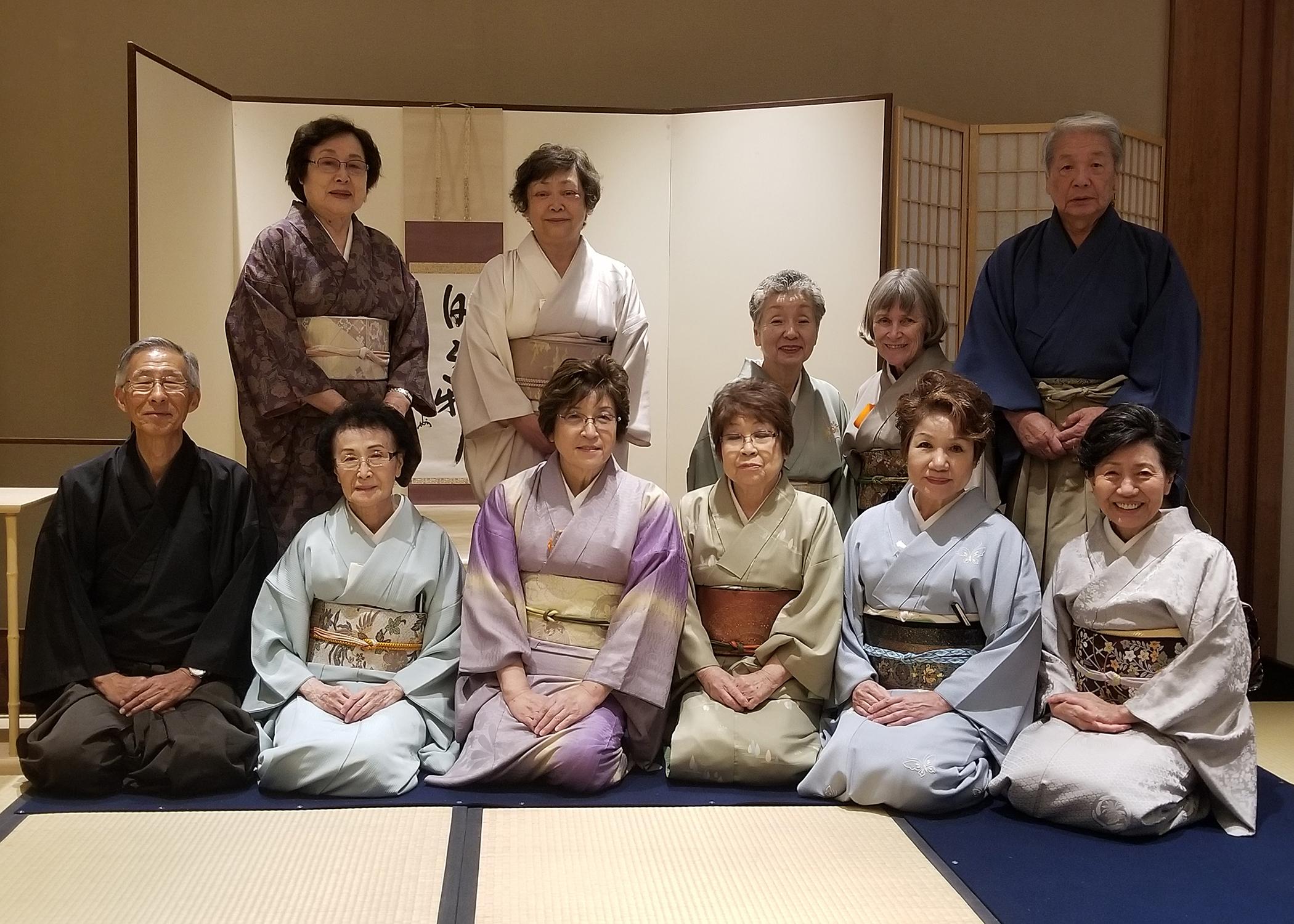 Yuwakai group