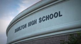 Hamilton High School - Chandler, Arizona