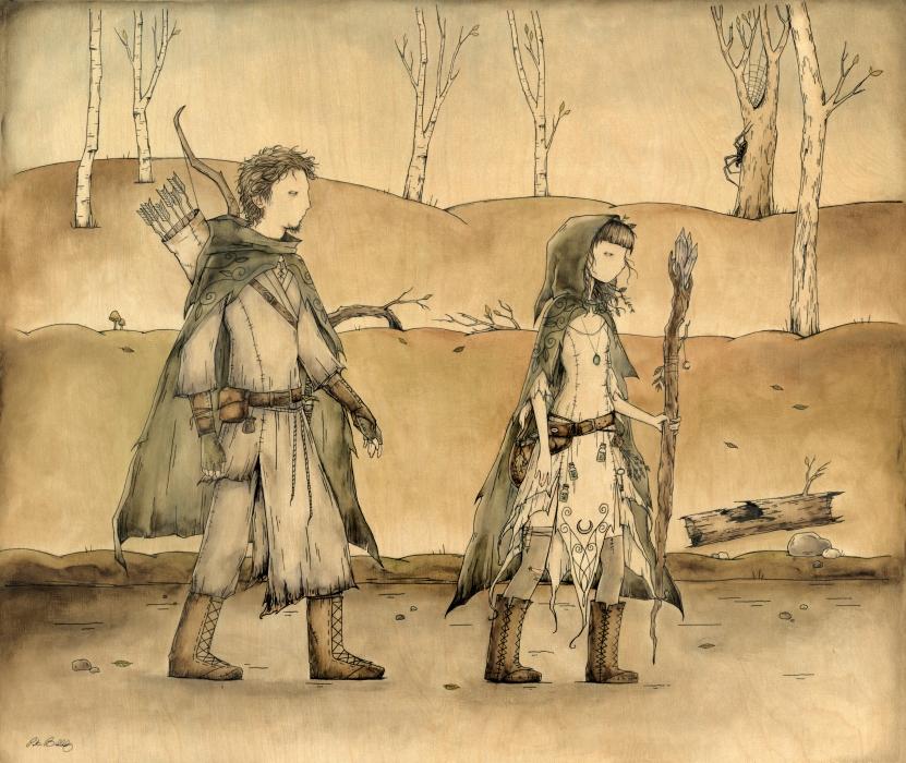 Elowen and Shabrich