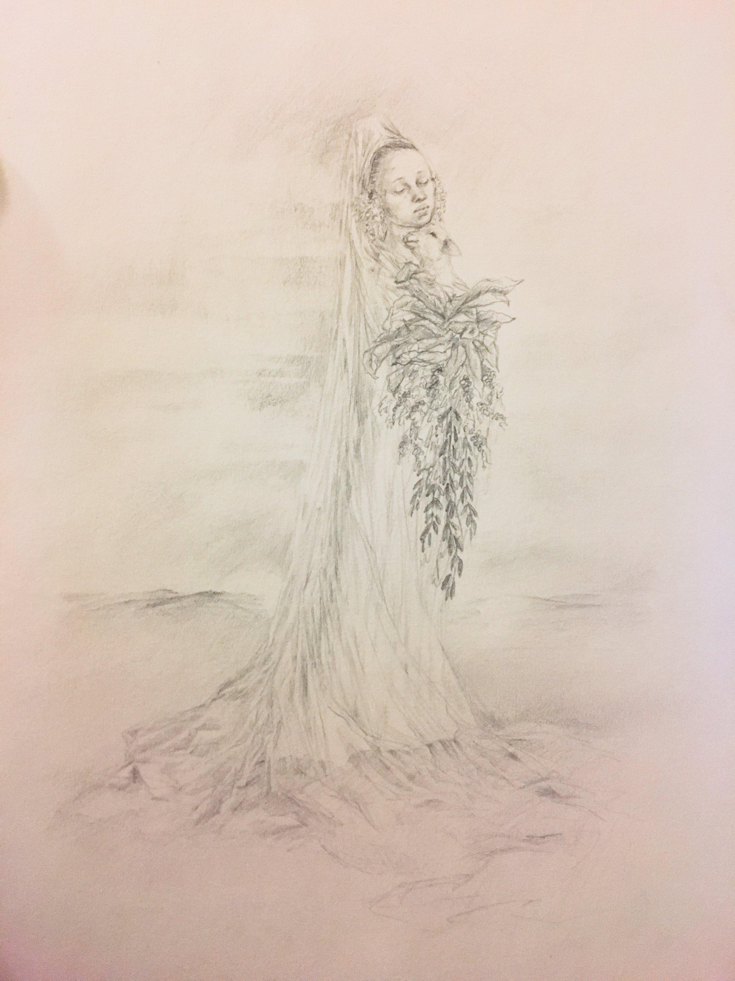 "Tyra's ""Bride and Lamb"""
