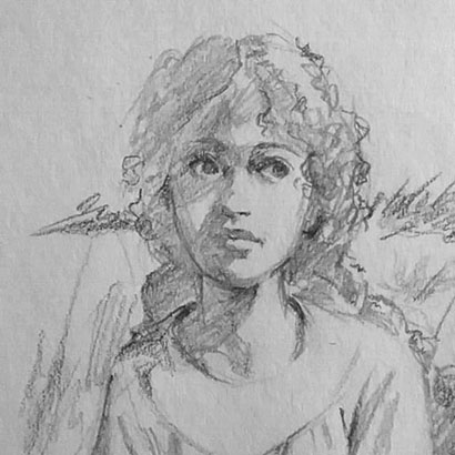Main character Primrose