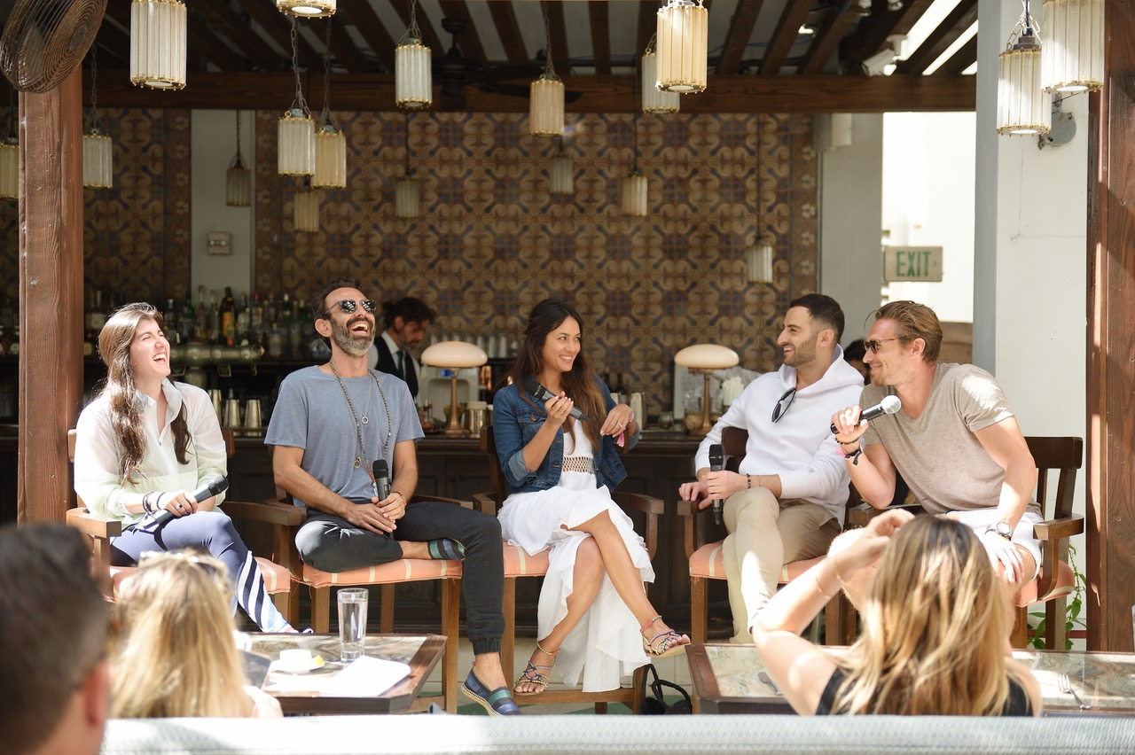 Expert Panel on Mindfulness at Soho Beach House