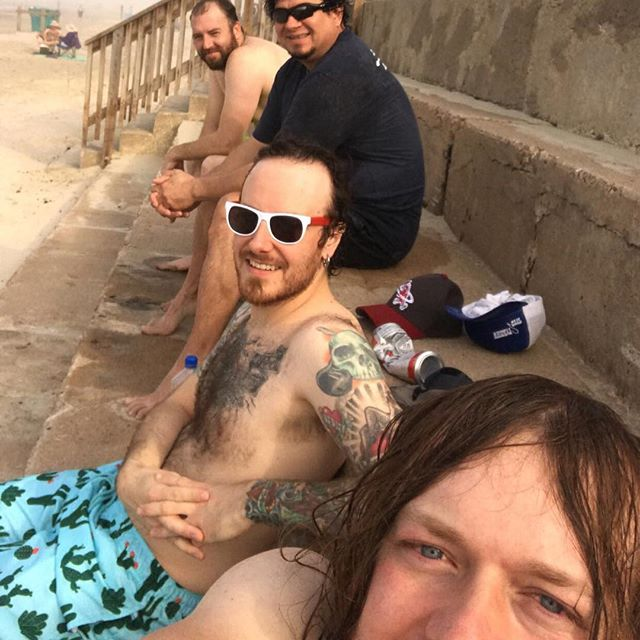 Enjoying a beach day after playing in Ingleside. Radio interviews tomorrow in Corpus Christi and Beeville. #thatswhatithinktoo #beach #texascountrymusic #southernrock #reddirtcountry #texasmusicscene