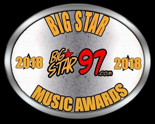 We are nominated as Best New Band by Big Star 97 - please vote for us -  https://bit.ly/2GinjTB - Thanks